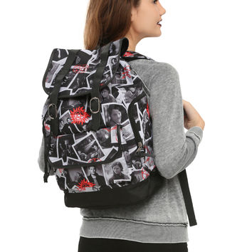 Supernatural Photos Slouch Backpack