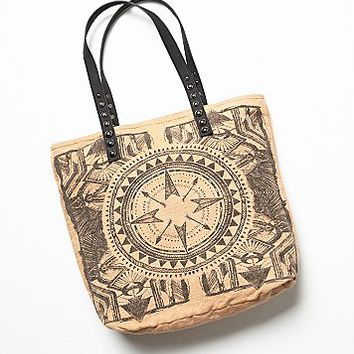 Free People Womens Gilded Age Tote