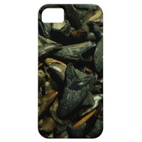 Fossil Crocodile Teeth iPhone Case iPhone 5 Cases from Zazzle.com
