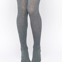 New Look Cotton Cable Tights