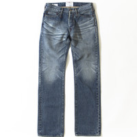 nanamica / 5 pocket Denim Pants Bleach