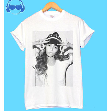 Beyonce hipster Mens Swag T SHIRT New Fresh Womens Dope Music Womens Tank top twerk hipster
