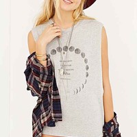 Truly Madly Deeply Moon Dreams Muscle Tee