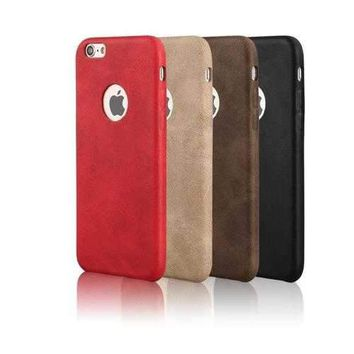 iPhone 7 Vintage Leather Style Case
