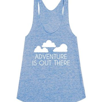 Adventure is out there | Racerback | SKREENED