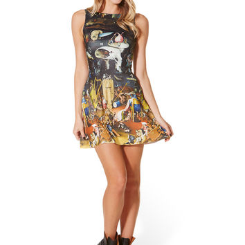 Unearthly Delights Play Dress