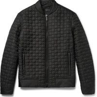 Calvin Klein Collection - Quilted Shell Bomber Jacket | MR PORTER
