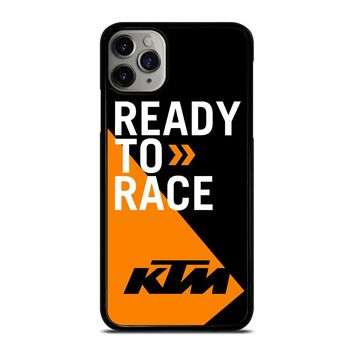 KTM READY TO RACE 2 iPhone Case Cover