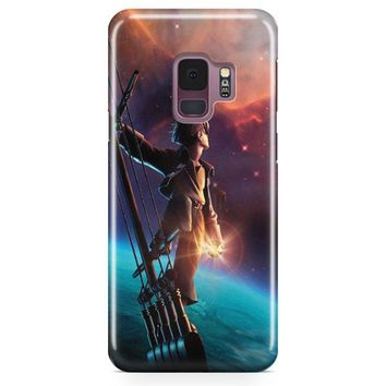 Treasure Planet Jim Hawkins Samsung Galaxy S9 Plus Case | Casefantasy