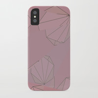 Shapes Shifted iPhone Case by duckyb