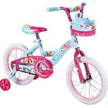 Girls' 16 Inch Huffy Palace Pets Bike