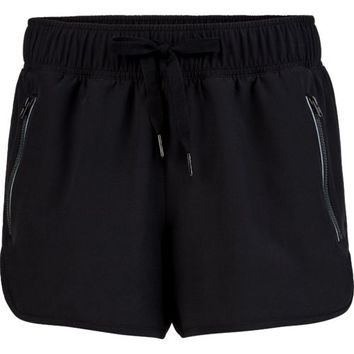 BCG Women's Metro Group Woven Zip Lifestyle Short | Academy