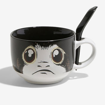 Star Wars: The Last Jedi Porg Soup Mug