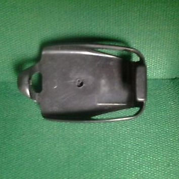 Black Durable Plastic Cell Phone Belt Clip