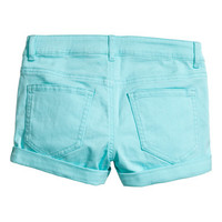 Plus Size Twill Shorts - from H&M
