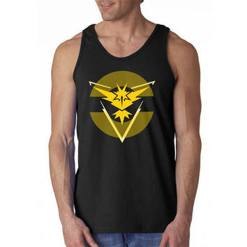 Pokemon Team Print Sleeveless Tank