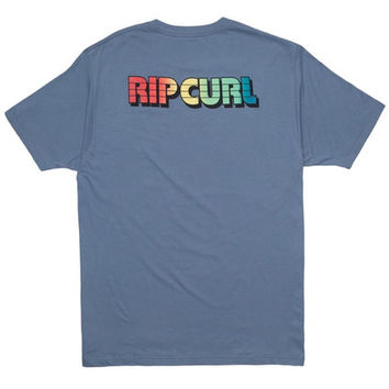 Shop Rip Curl Retro Mama 17 Premium Tee in Dirty White   Jack's Surfboards
