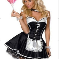 French Maid Costume Set