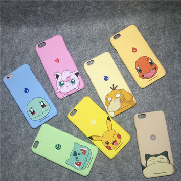Pokémon iPhone6 Matte Phone Case Pokemon