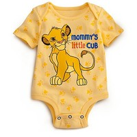 Simba Disney Cuddly Bodysuit for Baby | Disney Store