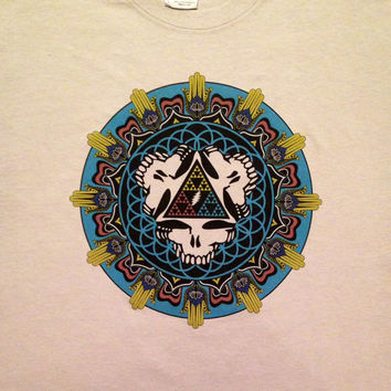 Flower of Sierpinski  Grateful Dead Tees