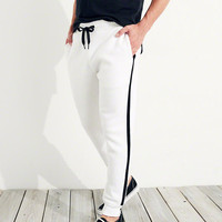 Guys Skinny Fleece Jogger Pants | Guys | HollisterCo.com