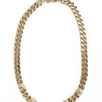 ROIAL Spike Chain necklace