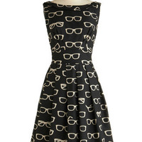 Eva Franco Frames and Fortune Dress | Mod Retro Vintage Dresses | ModCloth.com