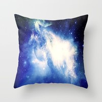 Song of Ice Throw Pillow by Adaralbion
