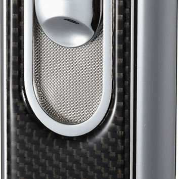 Visol Yozora Carbon Fiber Quad Torch Flame Table Lighter