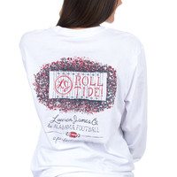 Alabama Perfect Pairing Tee - Long Sleeve – Lauren James Co.
