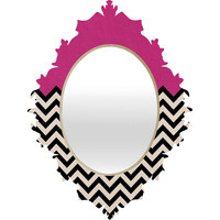 Bianca Green Follow Your Heart Baroque Mirror