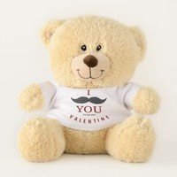 Valentine Sherman Teddy Bear