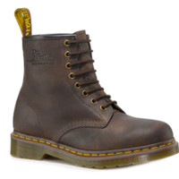 Dr Martens 1460 BARK GRIZZLY - Doc Martens Boots and Shoes