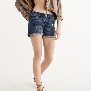 Womens Midi Shorts | Womens Bottoms | Abercrombie.com