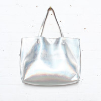 Always Trippin Reversible Tote