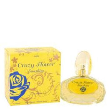 Crazy Flower Sunshine Eau De Parfum Spray By YZY Perfume