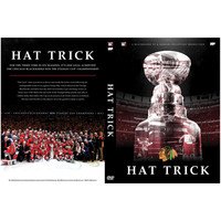 Chicago Blackhawks Hat Trick DVD