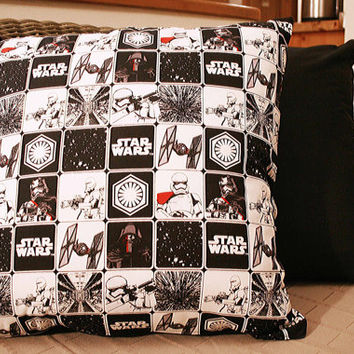 Star Wars - The Force Awakens Cushion Cover (Tiles)