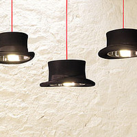 Prince Edward Top Hat Light