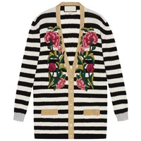 Indie Designs Embroidered Oversized Cardigan