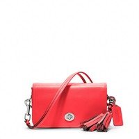 Coach :: Legacy Leather Penny Shoulder Purse