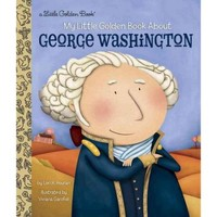 My Little Golden Book about George Washington - Walmart.com