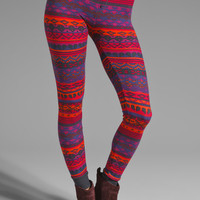 Splendid Breckenridge Thermal Pant in Hot Cider from REVOLVEclothing.com