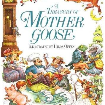 A Treasury of Mother Goose Rhymes