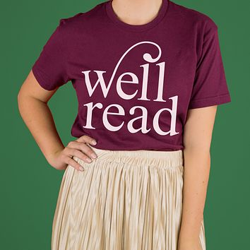 Well Read Shirt