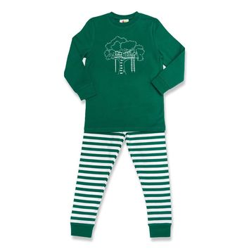 Long Sleeve Treehouse Sleepwear