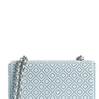 Tory Burch 'Robinson' Perforated Leather Shoulder Bag | Nordstrom