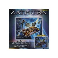 Zathura Adventure Is Waiting - Glow in the Dark Puzzle