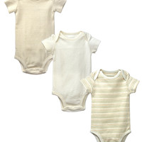 Onesuits (Thick Cotton) - Multi - 3 pack
